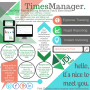 How To Properly Utilize JDi Data's Featured TimesManager Solution (INFOGRAPHIC)