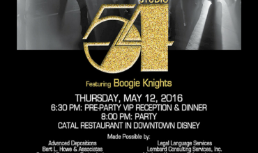 """WCC Legendary Party """"Boogie Knights"""""""